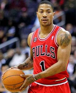 The media certainly expects a lot from Derrick Rose